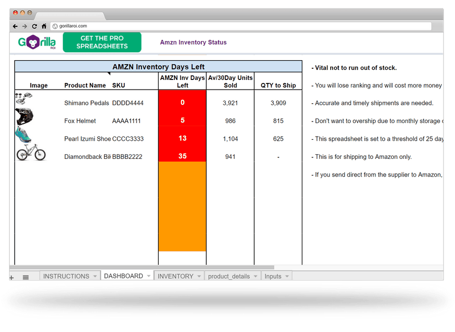 An inventory spreadsheet template is used by the business owners to keep track of goods or properties so they can decide on what to do next. Mikrohullamu Suto Hajtoero Gyorsan Inventory Monitoring Sheet Michaelpkushner Com