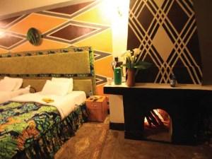Labamboo Gorilla Lodge Rwanda