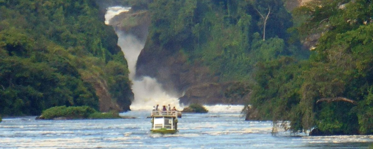 must-visit places in Uganda - Murchison Falls