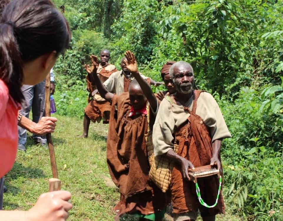 batwa cultural experience in Bwindi | Gorilla Safari Experts Uganda