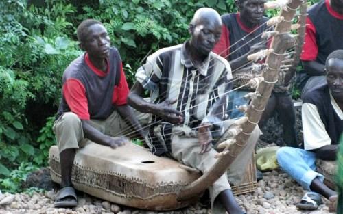 Cultural Encounter in Murchison Falls NP