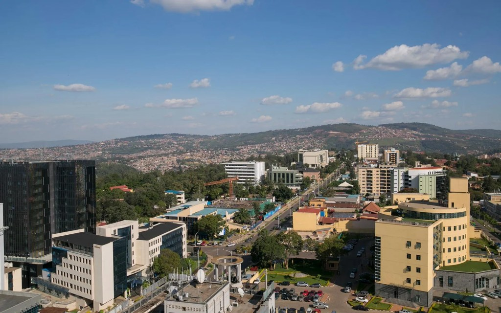 Shopping in Kigali City