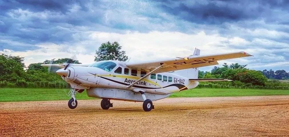 Fly in Safaris in Uganda