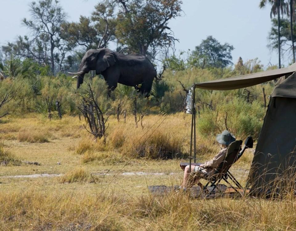 Uganda Camping Safaris, Camping tours & Trips