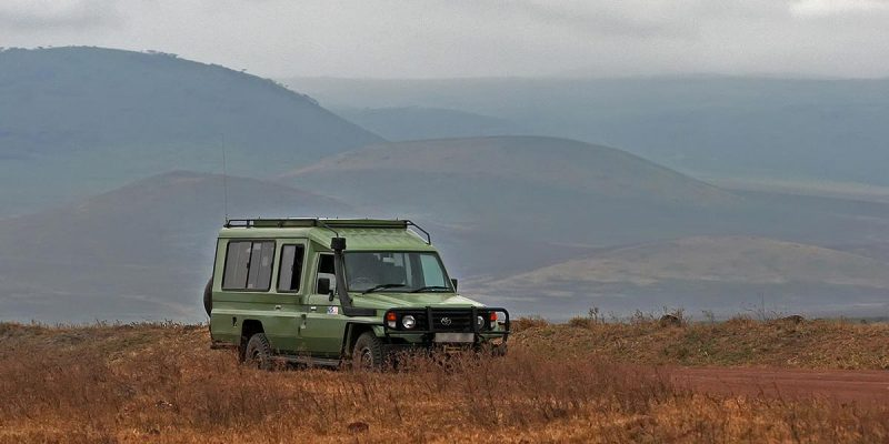 4x4 Safari Car Rental Uganda