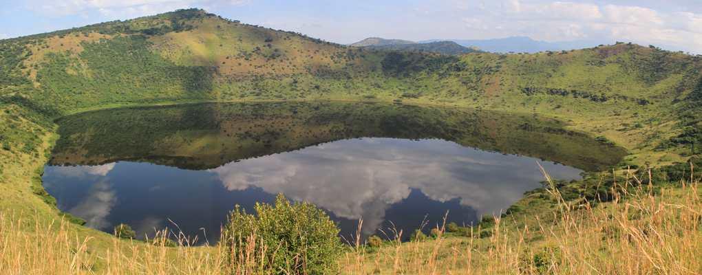 Crater Lake, Uganda
