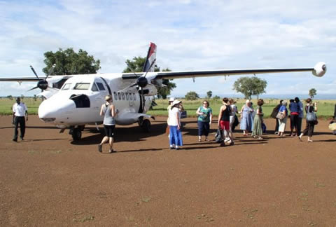 The Best Uganda fly in safari tour experiences by Air flying to the gorilla trek tours, fly-in wildlife safari, primate, Murchison, fly Bwindi, Kidepo fly. gorillas and wildlife safaris