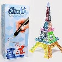 3Doodler 3D Printing Pen 2.0 & Pedal Starter Kit