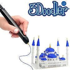 3Doodler 3D Printing Pen 2.0 Deluxe Starter Kit