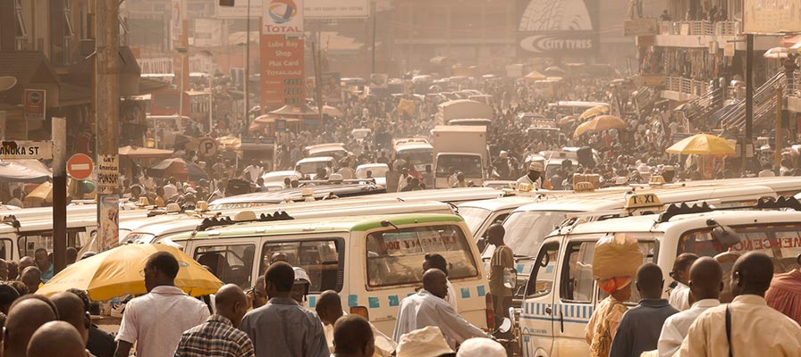 Excursions - Kampala City Tour