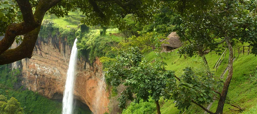 Sipi Water Falls Mt Elgon Safari Tour