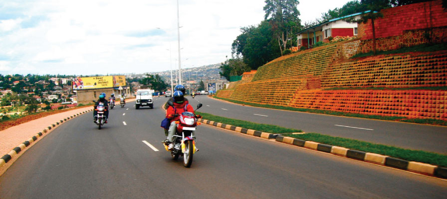 Arrival in Rwanda and transfer to Volcanoes National Park