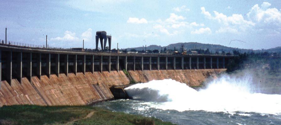 Owen Water Falls Dam