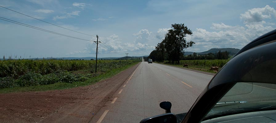 kampala drive