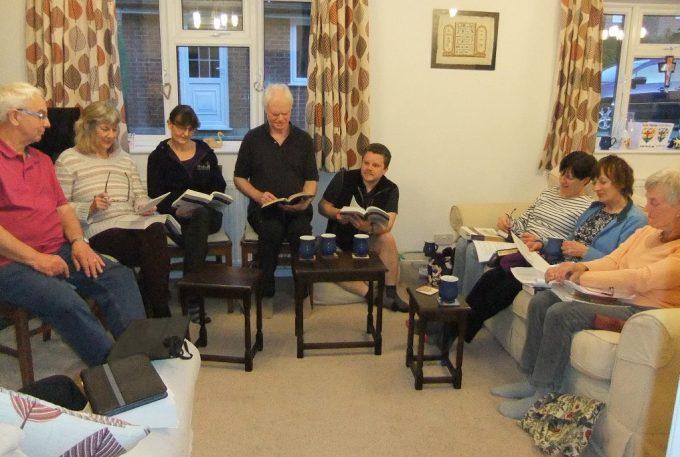 Home Groups - Goring Free Church