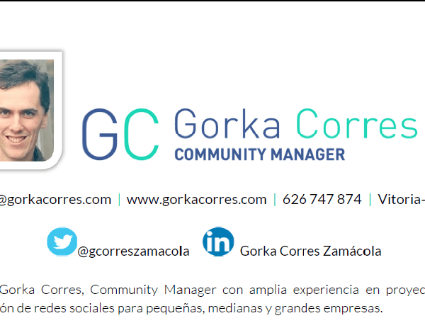 Empleo y Community Manager