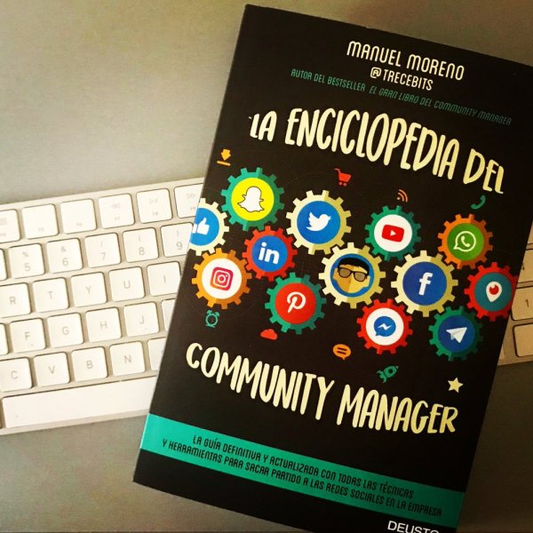 Foto del libro: La enciclopedia del community manager