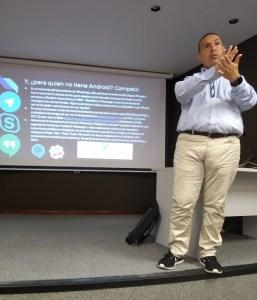Jornada de WhatsApp Business con Venan Llona - Martes, 18 de junio de 2019 - CETIC Vitoria Gasteiz