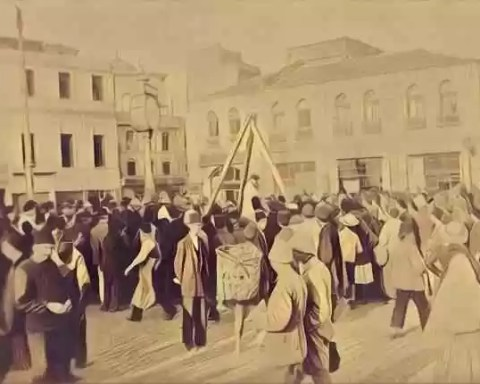 İstanbul'un Halka Açık Son İdamı Borekçi Ali