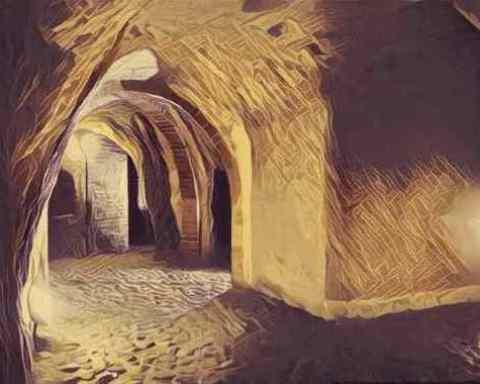 istanbul yeraltı tünelleri