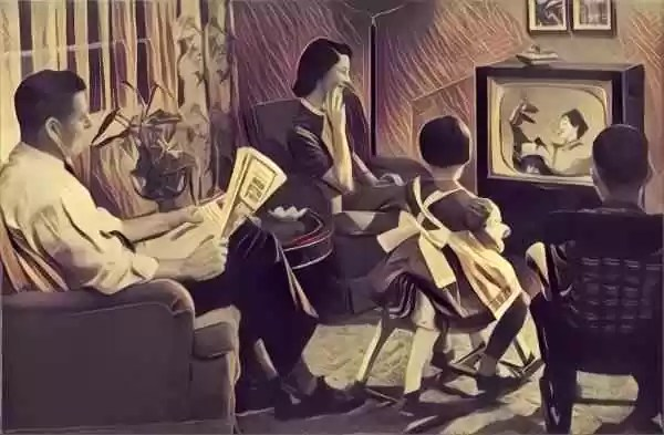 televizyon ve insan