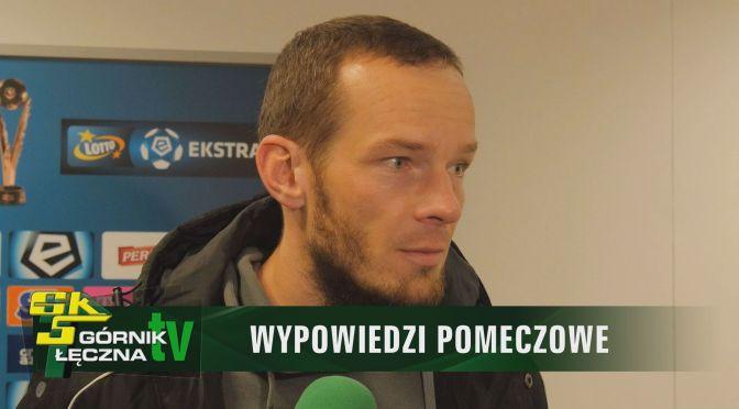[VIDEO] P.Pitry: Wierzymy, żezwycięstwa przyjdą