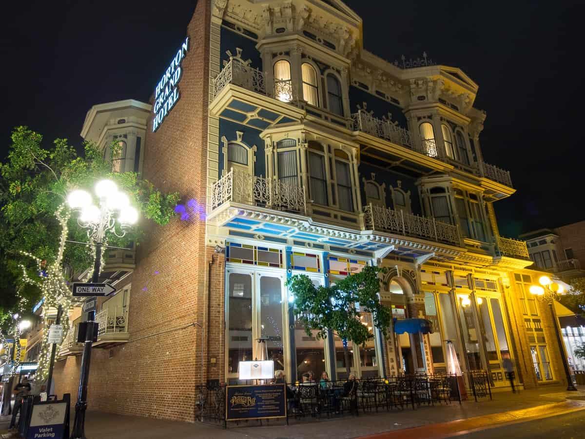 The Horton Grand Hotel Gaslamp District San Diego