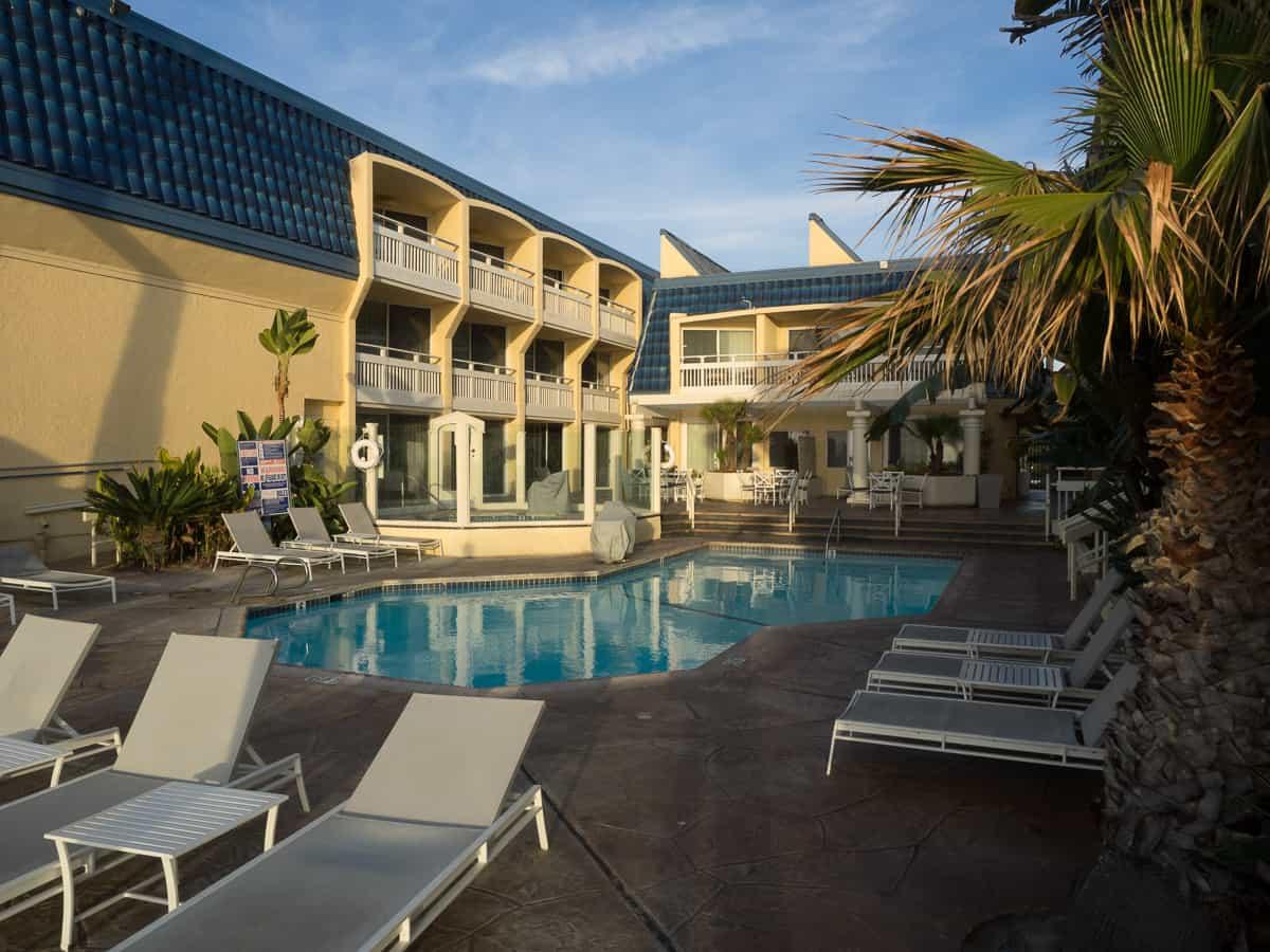 Blue Sea Beach Hotel  Go San Diego
