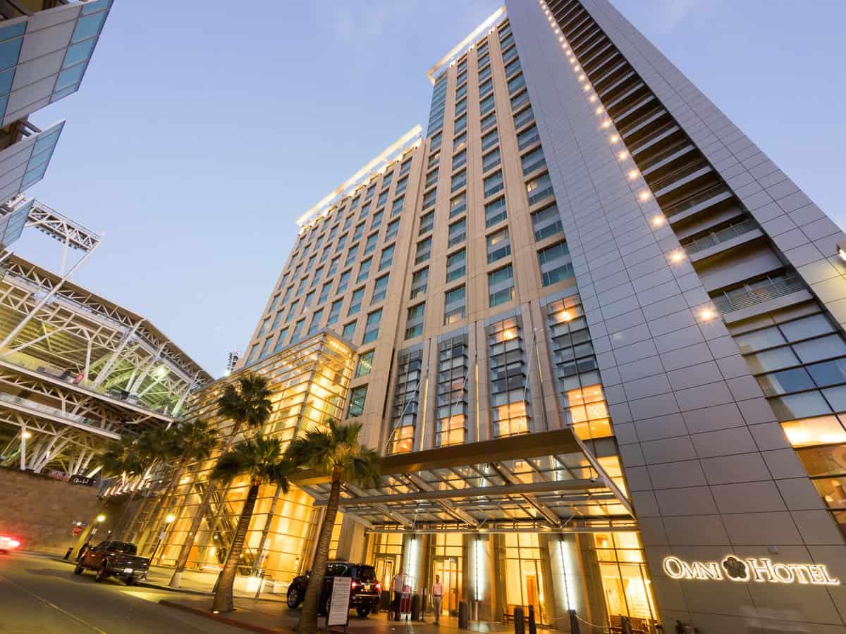 Omni San Diego Hotel  Go San Diego