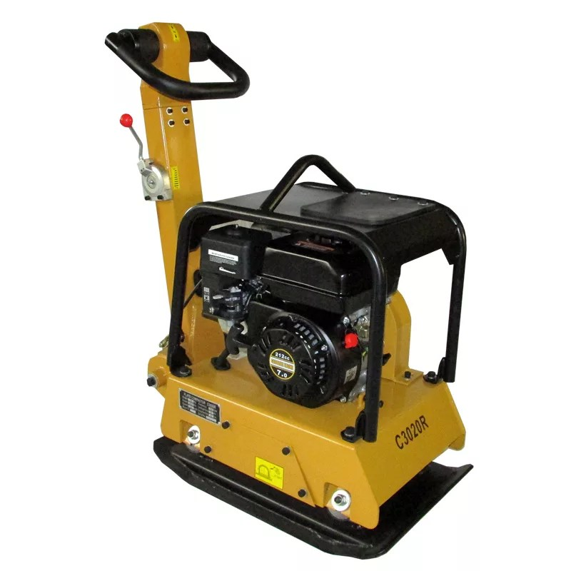 Rato Plate Compactor Reversible - C3020:R210