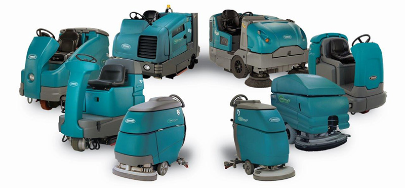 cleaning equipment for rental and hire