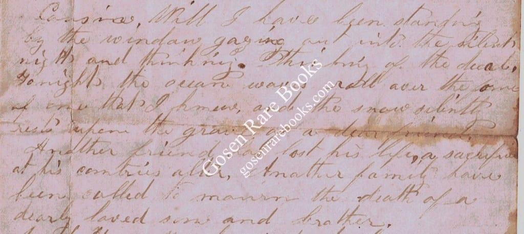 Civil War Letters 1862 1864