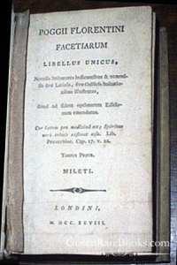 Bracciolini, Gian Francesco Poggio-1798
