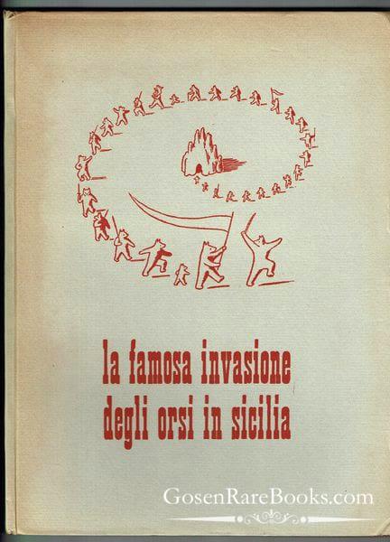 Buzzati, Dino, La Famosa Invasione degli Orsi in Sicilia