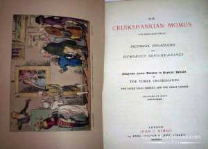 The Cruikshankian Momus Pictoral Broadsides and Humorous Song-Headings