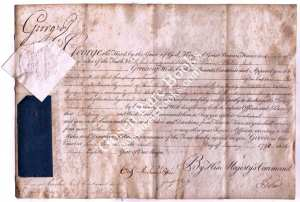 George III - Document