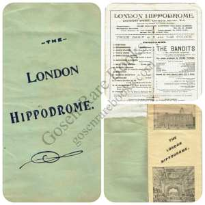London Hippodrome