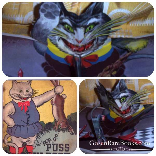 The Pop-Up Puss In-Boots - 1934