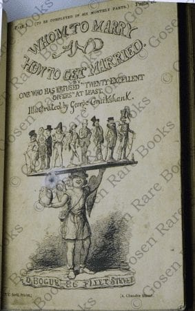 Mayhew - Cruikshank - Whom to Marry and How to Get Married