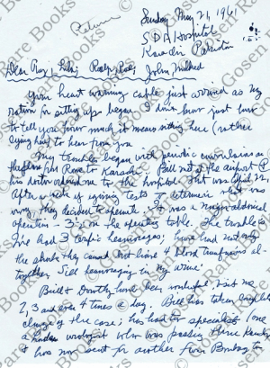 An Archive of Letters Written by Ralph Borsodi and Others 1958 - 1963