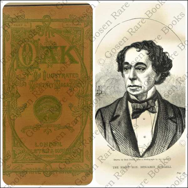 The Oak an Illustrated Monthly Magazine, Part I | May 1868