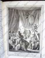 Télémaque persuade les Rois Alliés de la nécessité de ne pas surprendre Venuse.