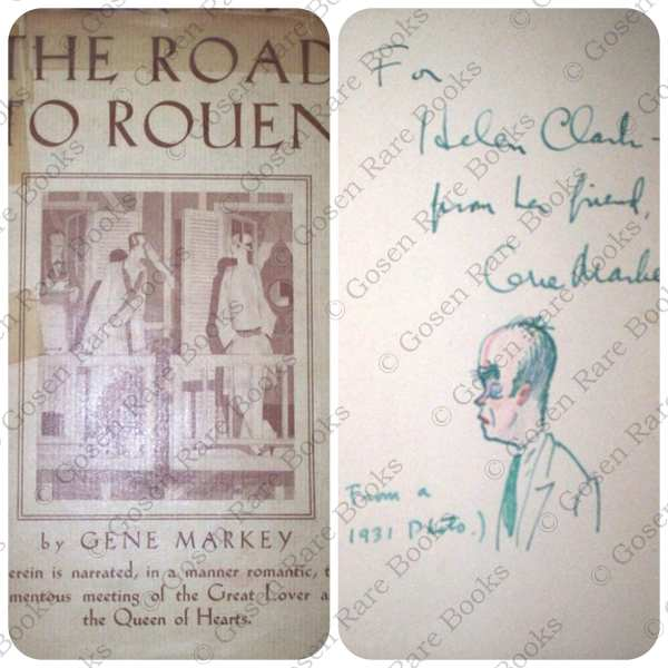 Markey Gene The Road to Rouen
