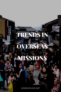 trends in missions