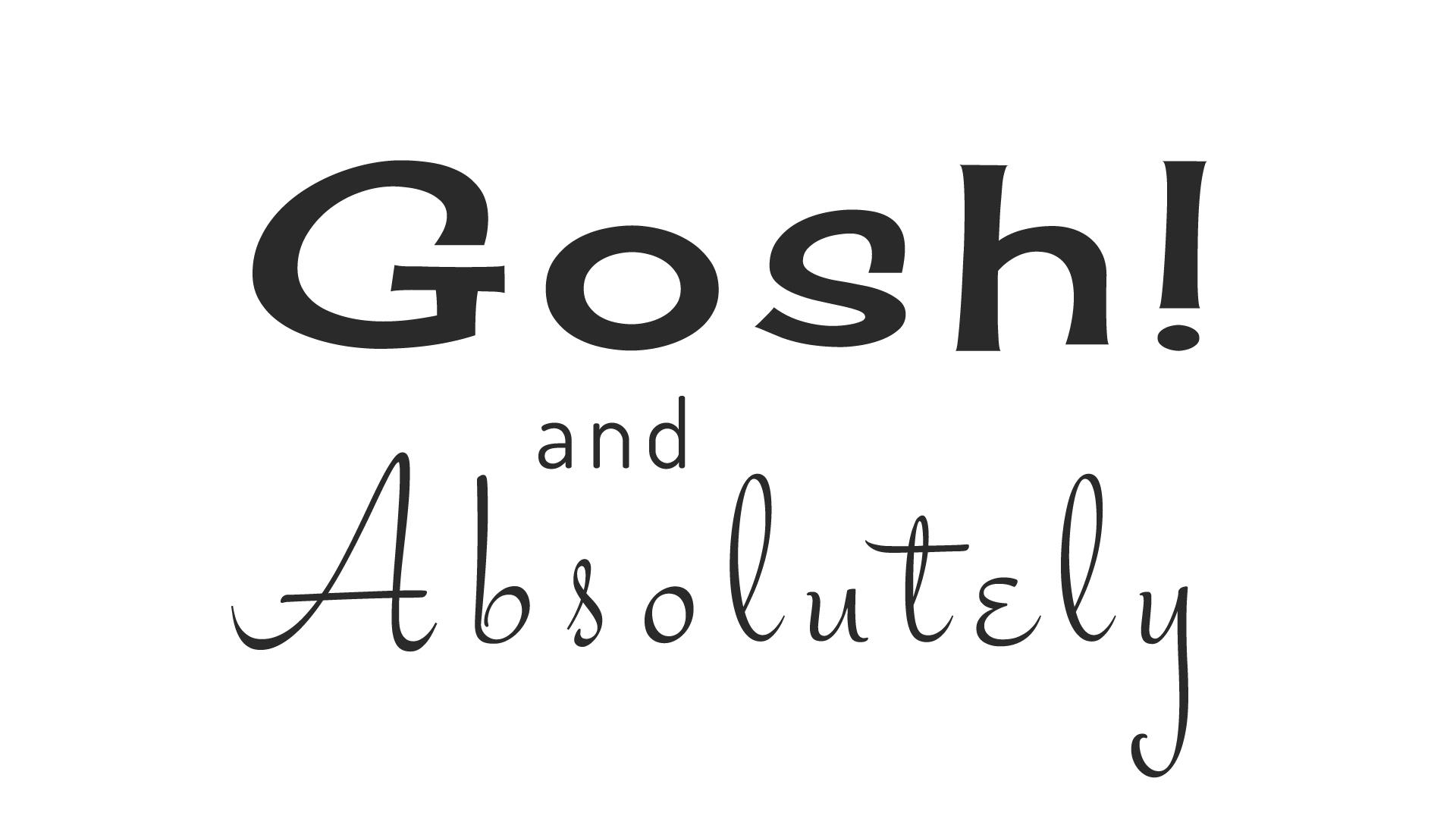 Gosh Logo2