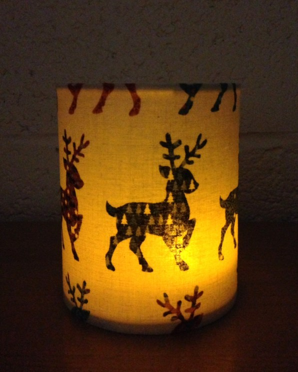tea light lantern