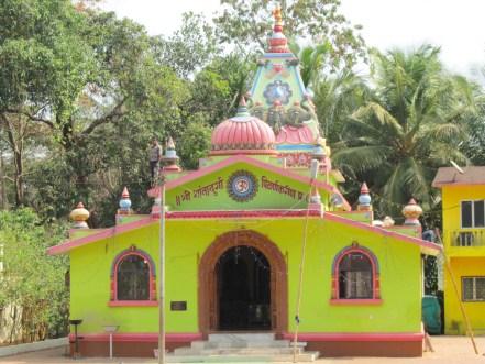 Hindu temple, Goa