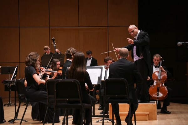 Symphony Orchestra Music Major & Minor Goshen College