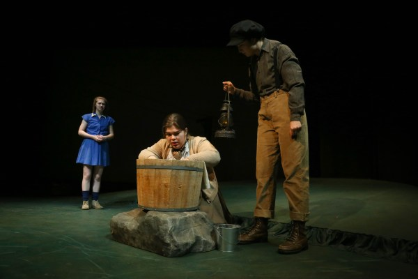 Gc Fall Mainstage Mother Hicks Explores Peacemaking