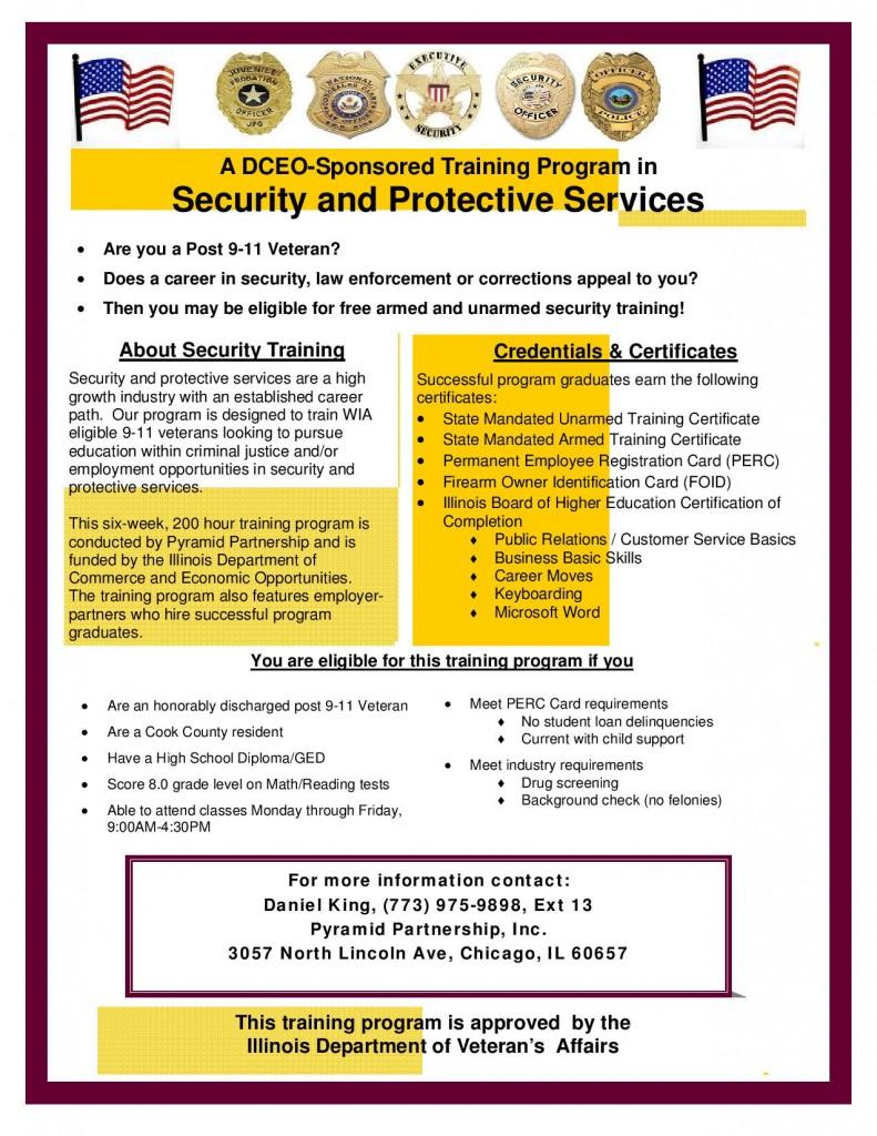 Free Security Training